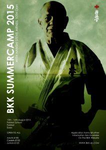 BKK Summer Camp 2015