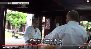 The Spirit of Okinawan Karate