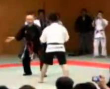 Ki Master vs_MMA Fighter