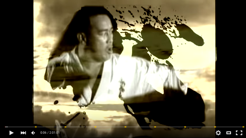 Born to be Strongest - Shinkyokushin Karate Instructional by Kenji Midori & Suzuki Kunihiro