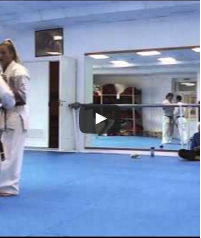 Close Range Kumite Training