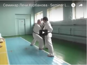 Kyokushin Karate Seminar with Lechi Kurbanov