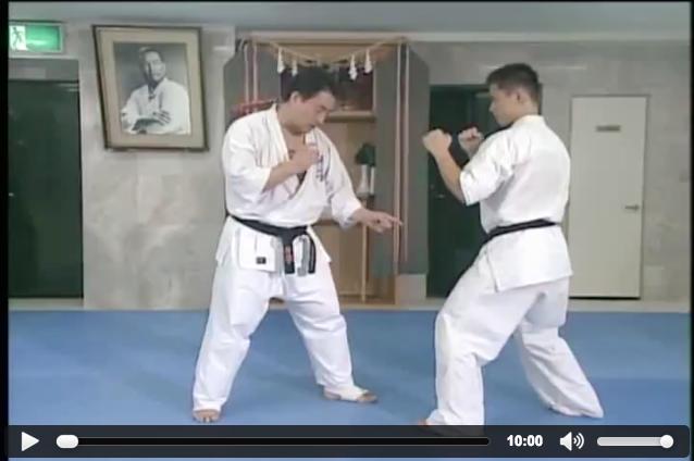 Kyokushin Kicking Lesson with IKO1 Kancho Akiyoshi (Shokei) Matsui