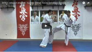 Kyokushin Lesson 11 with Shihan Alexei Gorokhov