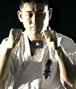Kyokushin_Kumite_Training
