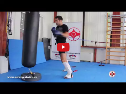 Kyokushin Training and Conditioning with Nicolae Stoian