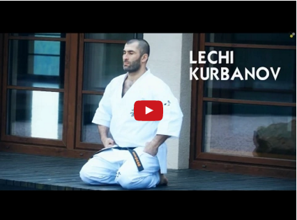 Kyokushin Warm Up with Lechi Kurbanov