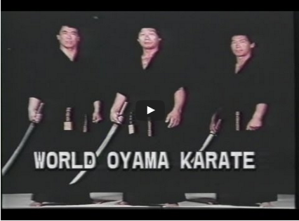 World Oyama Karate Perfect Karate, Starring Shigeru Oyama & Yasuhiko Oyama