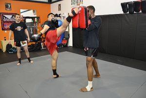 CKMA Kickboxing