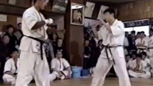 Francisco Filho 100 Man Kumite