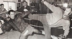 Toshio Fujiwara vs Plas - Mejiro Gym Japan