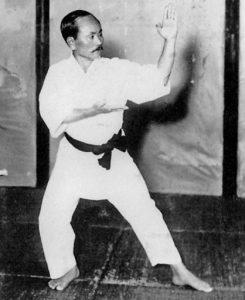 Gichin-Funakoshi-Sensei