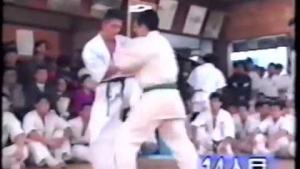 Kenji Yamaki 100 Man Kumite