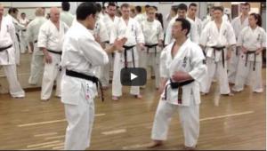 Pinan Sono Yon with Shihan Hiroto Okazaki