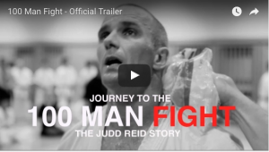 Judd Reid 100 Man Fight