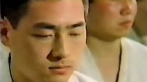 Shokei Matsui 100 Man Kumite
