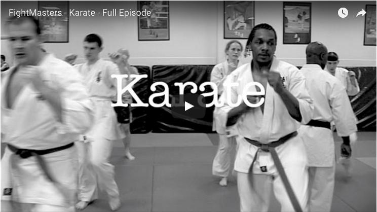 Orlando Roach - Kyokushin Karate