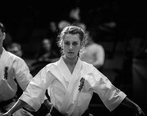 IFK WORLD CHAMPIONSHIP KATA 2014, PHOTO BY DAVE GEENTJENS