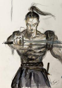 samurai_stare